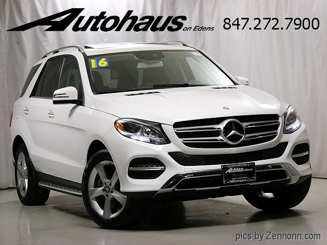 certified pre owned 2016 mercedes benz gle gle350 4d sport utility in northbrook 46 1021. Black Bedroom Furniture Sets. Home Design Ideas