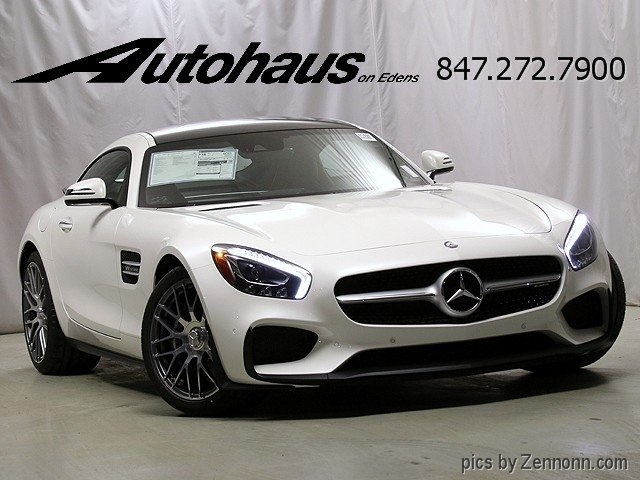 New 2017 mercedes benz amg gt coupe in northbrook 47 694 for 2017 mercedes benz amg gt msrp
