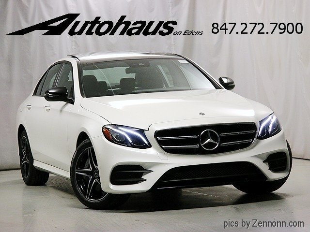 New 2018 Mercedes Benz E Class E 300 Sedan In Northbrook